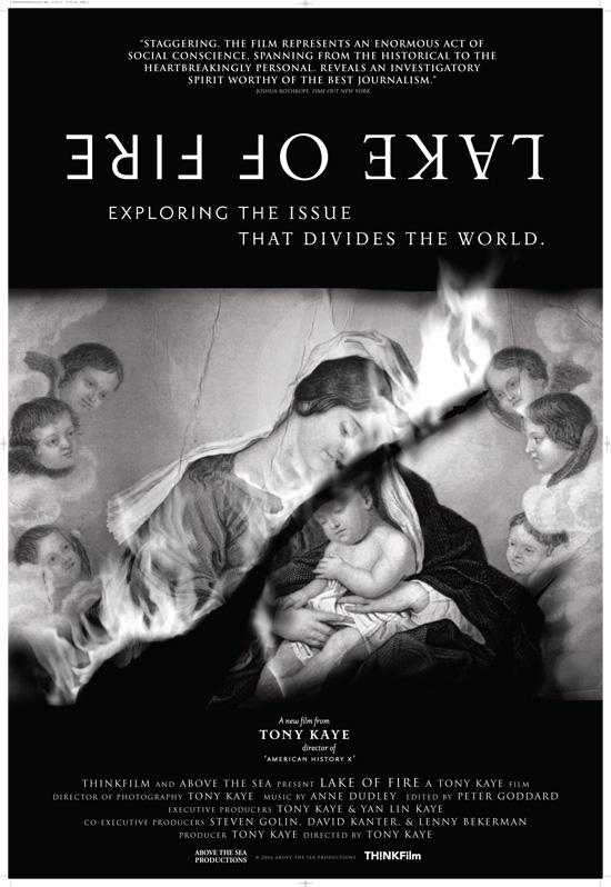 """El aborto y la guerra santa con """"The Lake Of Fire"""" en Febrero Feminista"""