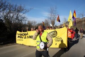 marchas dignidad aragon medinaceli siguenza