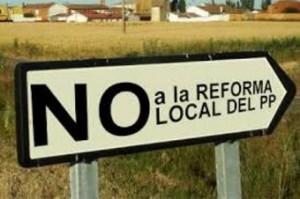 El número de municipios que han adoptado el acuerdo en pleno de recurrir esta ley ha duplicado lo establecido por ley.