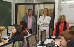 Luisa Fernanda Rudi y Dolores Serrat | Foto: Gobierno de Aragón