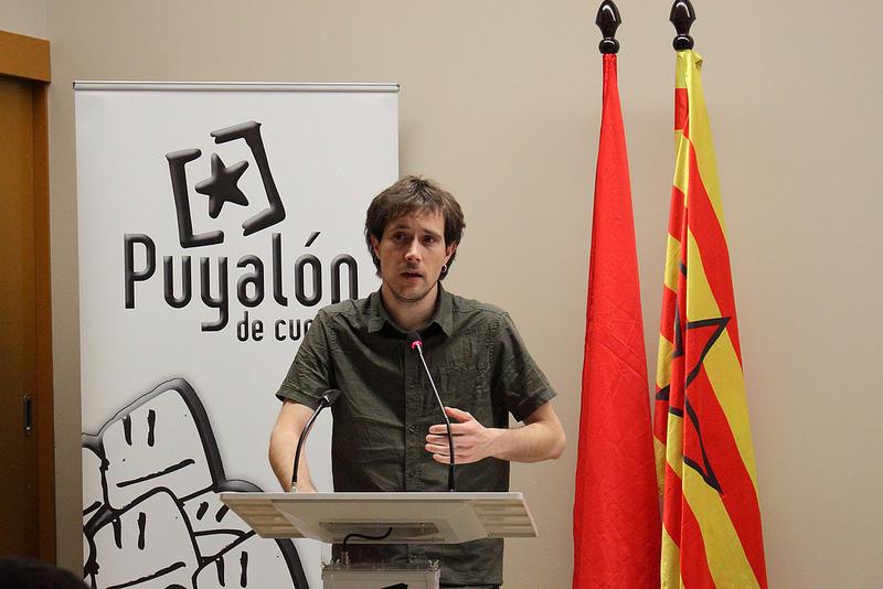 """Puyalón: """"La propuesta de disolución de las diputaciones provinciales es una buena noticia para Aragón"""""""