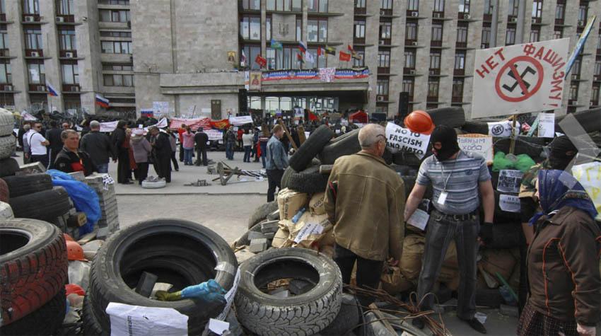 """Putin tacha de """"grave crimen"""" el uso de la fuerza en el sureste de Ucrania"""