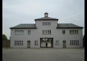 Campo de Concentracion Sachsenhausen ubicado en la población de Oranienburg, en Brandeburgo, Alemania, fue construido por los nazis en 1936. Foto: Pablasso