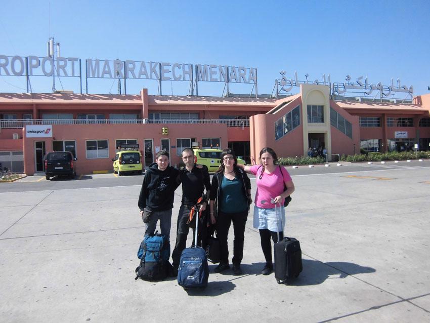 La Brigada aragonesa relata su expulsión del Sahara por la autoridades marroquís