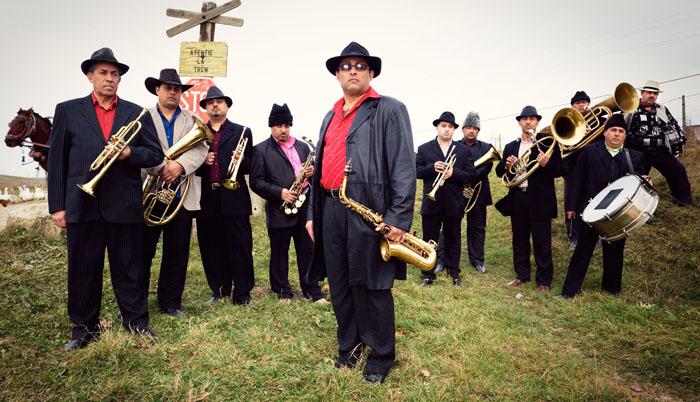 Fanfare Ciocarlia, «la banda más importante de los Balcanes», regresa a Zaragoza