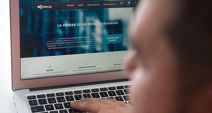 Nace Filtrala.org, una herramienta para enviar documentos secretos de manera anónima y segura