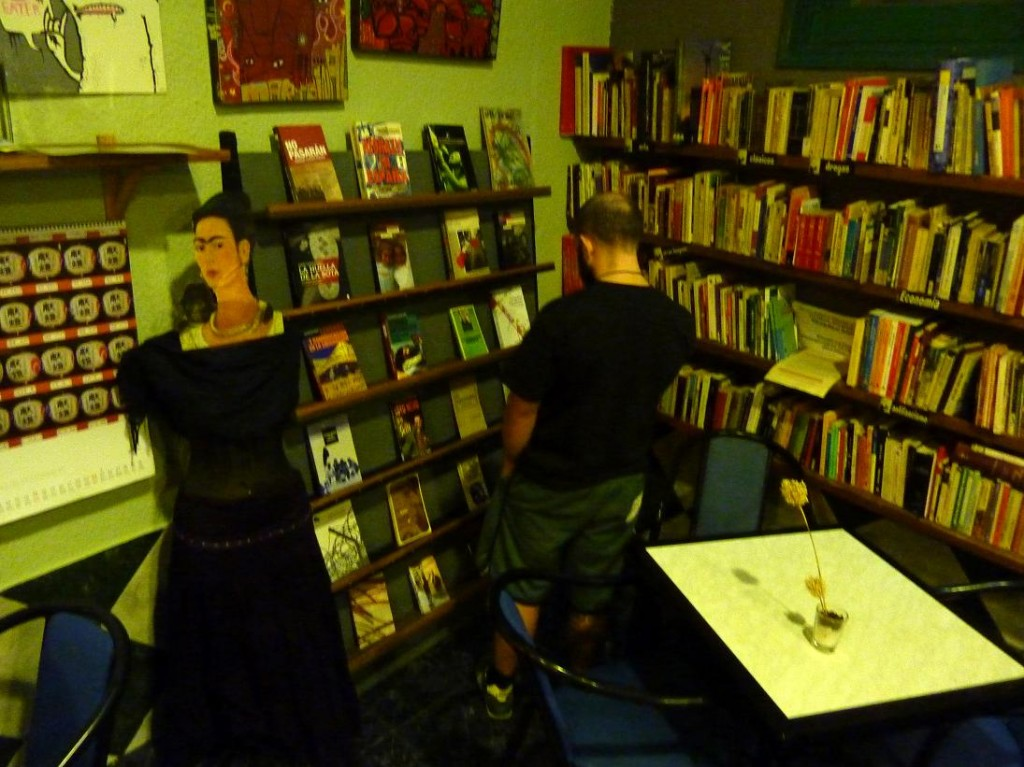 La Biblioteca Frida Kahlo de Zaragoza cumple 15 años de libros, amor y rebeldía