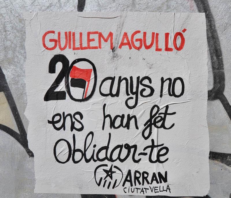 Guillem Agulló, recordando un símbolo de la lucha antifascista