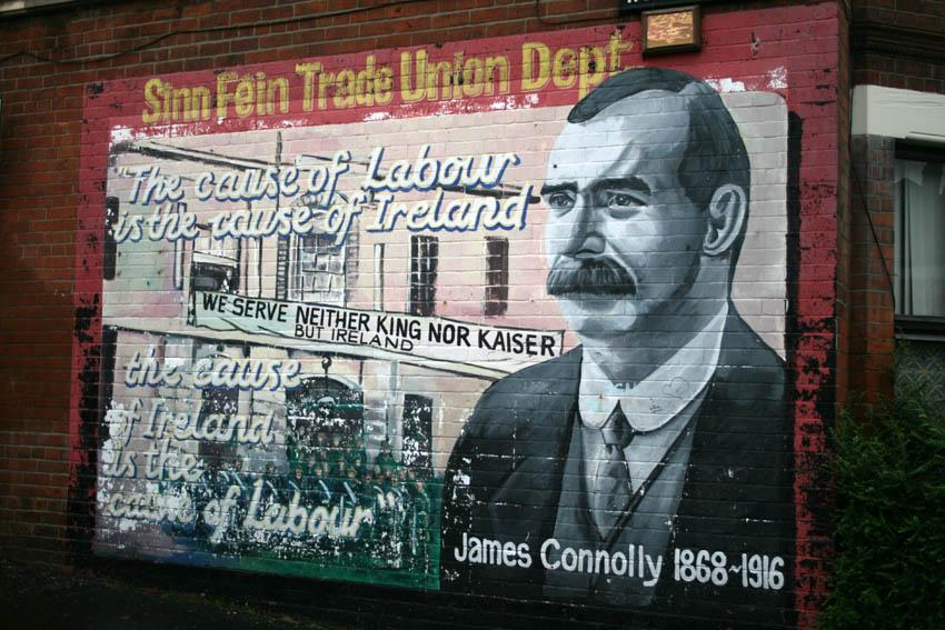 Txalaparta edita una colección de textos de James Connolly sobre socialismo y liberación nacional