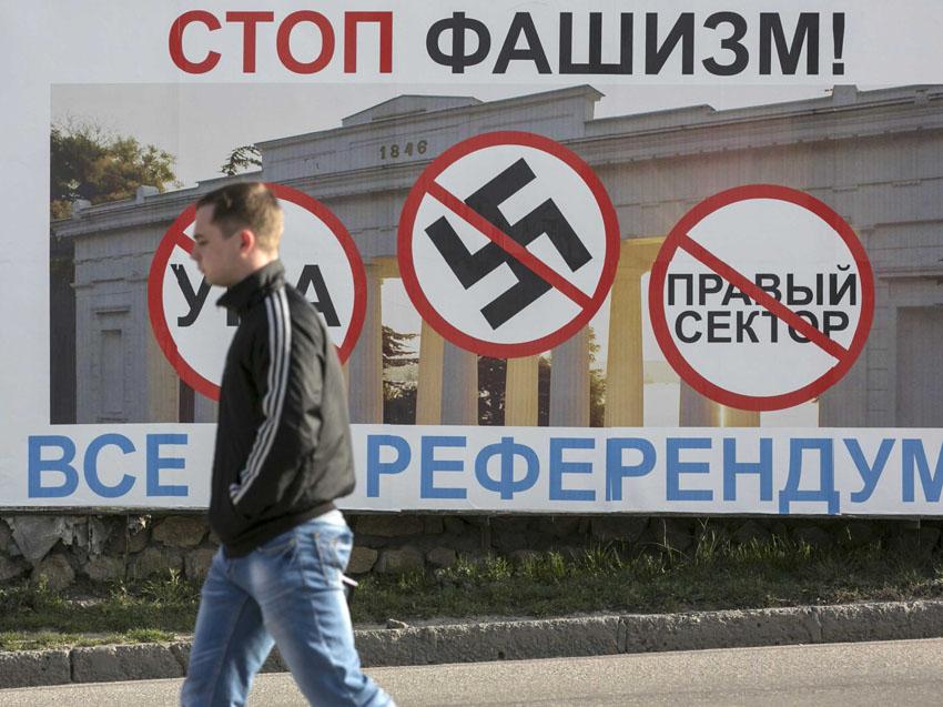 Buceando en la crisis política de Ucrania