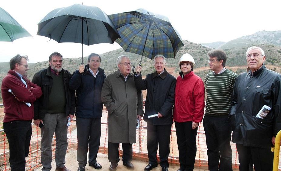 IU Aragón solicita asegurar el abastecimiento de agua de municipios de las Cuencas Mineras desde el nuevo embalse de las Parras