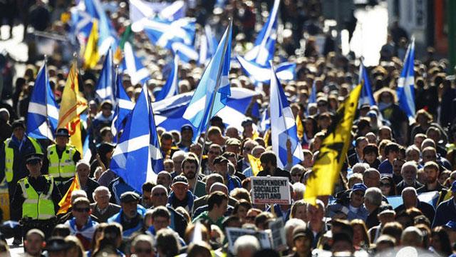 """""""¿Debería Escocia ser un país independiente?"""""""