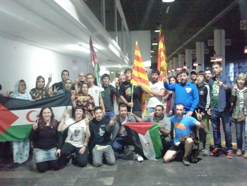 La Brigada Aragón-Sahara ya está en casa