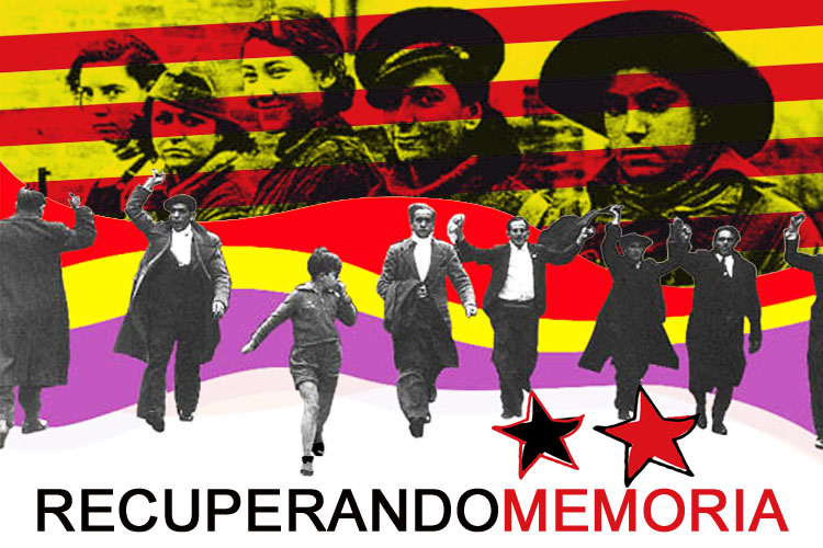 Diversos actos conmemoran la memoria antifascista y republicana