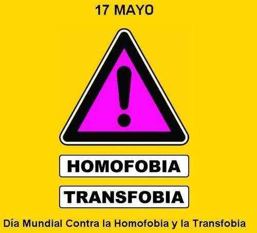 17 de mayo: Día Internacional contra la LGTBfobia