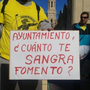 """La plantilla de Parques y Jardines denuncia """"injerencias"""" en el derecho de huelga por parte de la consejera Chueca y de FCC"""