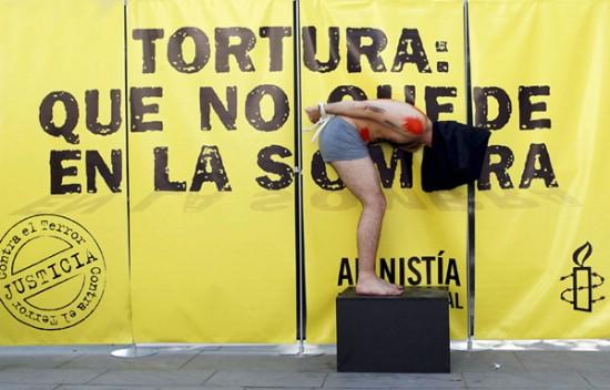 Amnistía Internacional celebra sus 40 años con la proyección de un documental en Zaragoza