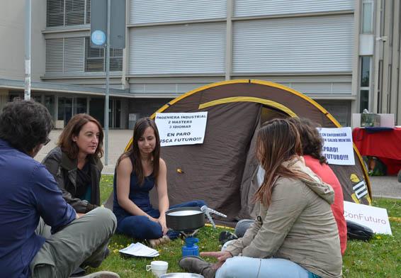 """CHA pide medidas para frenar """"el trasvase de jóvenes"""" que ha llevado a 40.000 aragoneses a emigrar en 5 años"""