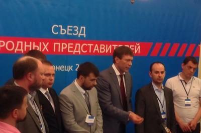 Lugansk y Donestk crean nuevo Estado llamado Novorossia