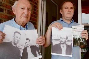 El donostiarra Miguel Usabiaga publica 'El alcalde de Floridsdorf. Cuenta el plan de evasión de tres extranjeros maquis presos en el  penal de Burgos en 1949. Unos sucesos vividos por su padre, Marcelo.