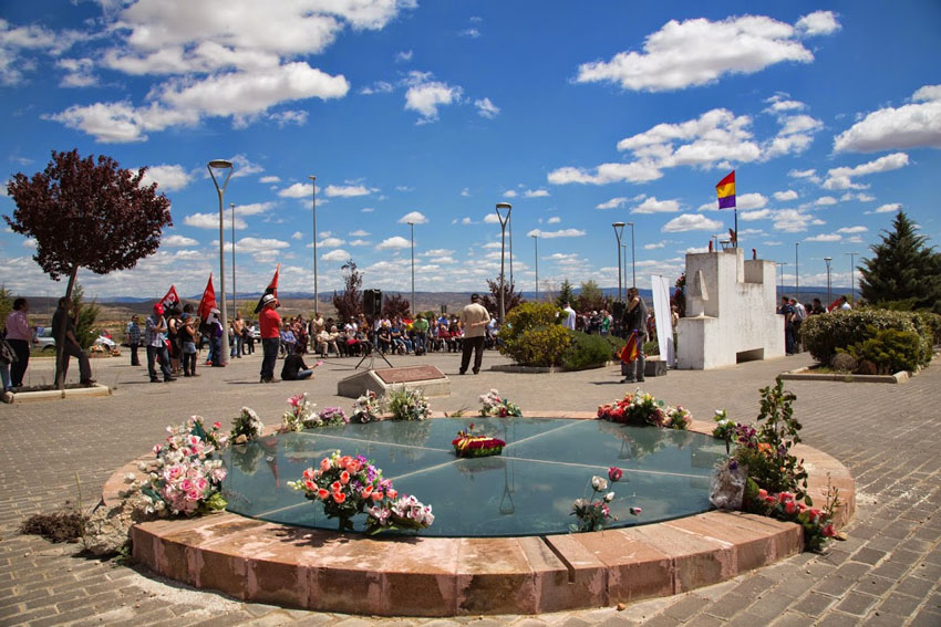 """Teruel celebra el Primero de Mayo """"por la dignidad y lucha contra el paro y la precariedad laboral"""""""