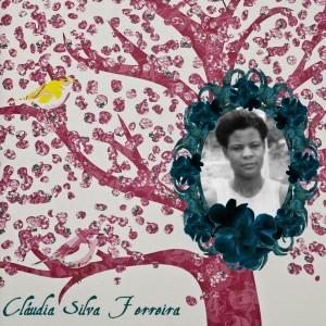 Imagen homenaje a Cláudia Silva Ferreira.