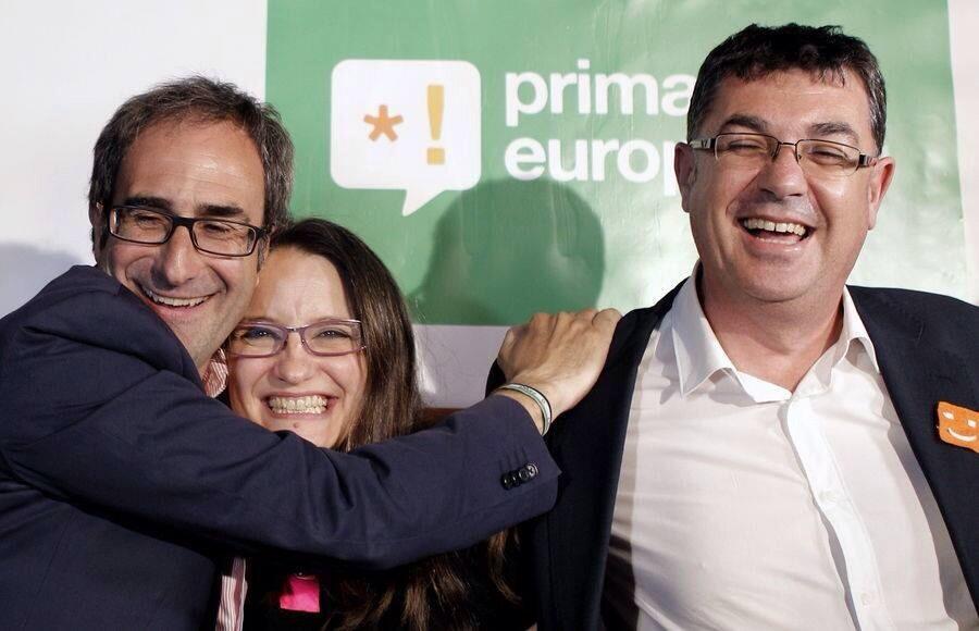 Jordi Sebastiá representará a Primavera Europea en el Parlamento