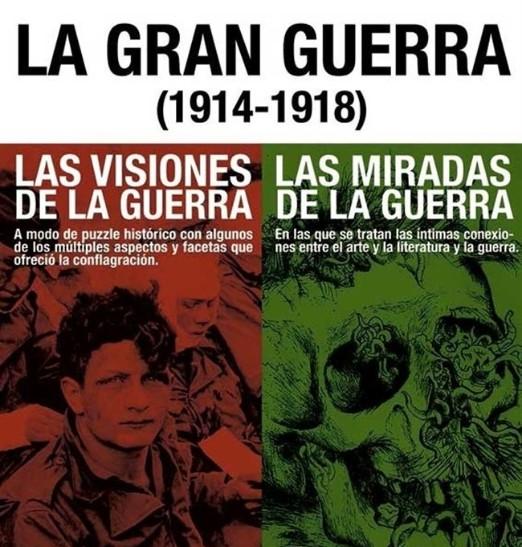 El Centro de Estudios Locales de Andorra acoge la exposición 'La Gran Guerra. Visiones y miradas'