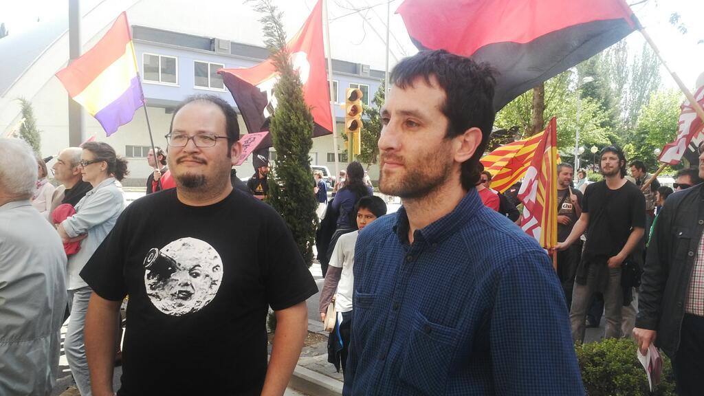 """Puyalón: """"es posible una salida por la izquierda para que no paguen las clases populares la crisis de las élites"""""""