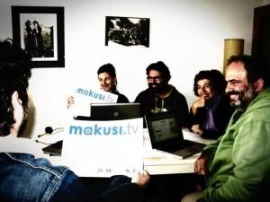 Makusi.tv será un gran contenedor de producción audiovisual con todo tipo de contenidos. Un ecosistema digital en el que se encuentren todos los agentes de la producción que por el tipo de actividad que desarrollan tienen necesidades similares.