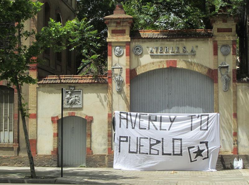Puyalón-Os Pueblos Deciden defiende el patrimonio aragonés con un acto simbólico en Averly