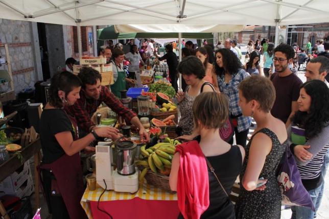 El Mercado Social de Madrid organiza su segunda Feria de la Economía solidaria y alternativa para seguir proyectándose
