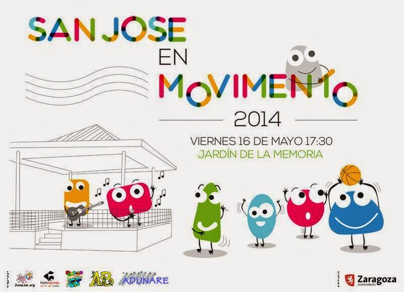 """""""San José en Movimiento"""", un espacio de expresión y participación"""
