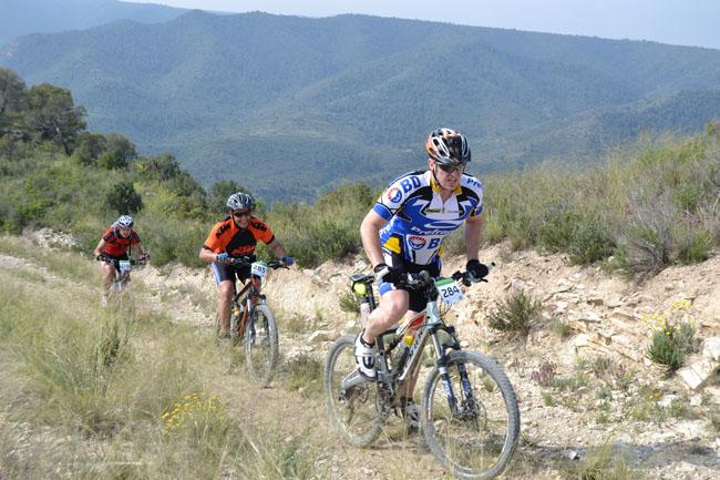 Más de 200 ciclistas tomarán la salida en la IX Transebre BTT de Mequinensa