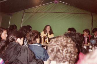 El campamento de mujeres por la paz, 30 años después