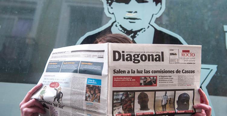 Archivada la querella de Cascos contra Diagonal