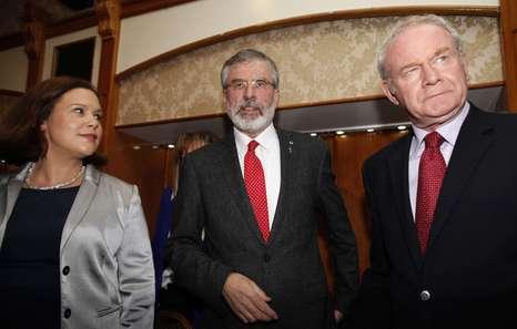 Gerry Adams denuncia la existencia de una campaña en su contra