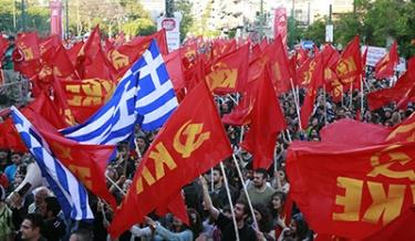 Syriza gana en Grecia y KKE quinta fuerza, según los primeros sondeos