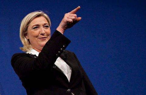 El aumento de participación evita la victoria del Front National de Le Pen