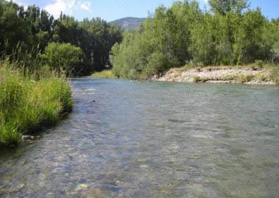 Alto Aragón en Común plantea al Gobierno español dedicar fondos del anulado proyecto de Biscarrués a limpiar de lindano el Galligo