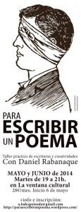 El taller se celebrará los martes de mayo y junio de 19.00 a 21.00 horas en La Pantera Rossa.