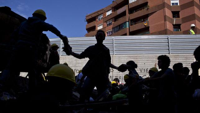 Can Vies lanzará una campaña de micromecenazgo para la reconstrucción del edificio