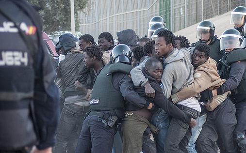 """CGT: """"Ni el Estado ni la Unión Europea pueden garantizar los derechos más elementales de las personas"""""""