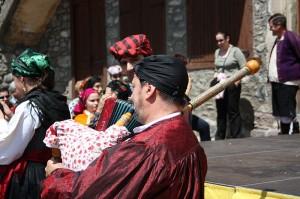 Sant Chuan de Plan recupera es suyos costumbres con el Diya de la Cultura Chistabina