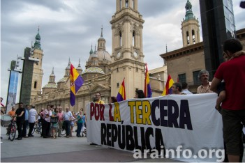 Continúan las movilizaciones por la República