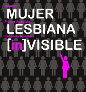 Mujer Lesbiana Invisible