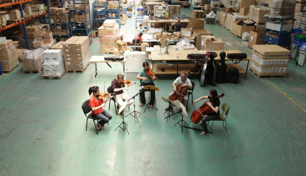 Zaragoza acoge el II Festival Internacional de Música de Cámara de Musethica