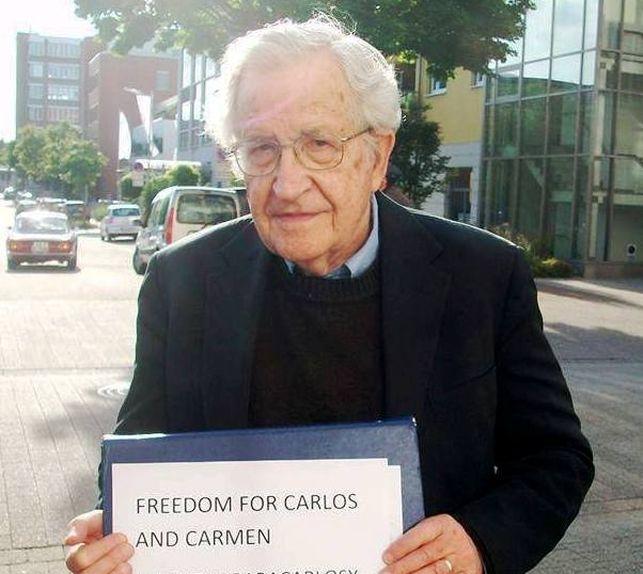 Carlos y Carmen pedirán el indulto