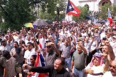 La ONU ratifica el derecho de Puerto Rico a la independencia