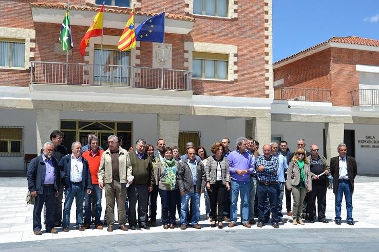 Mequinensa solicita mantener la enseñanza del catalán en las escuelas aragonesas